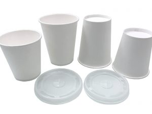 MANUFACTURING OF PAPER COFFEE CUPS